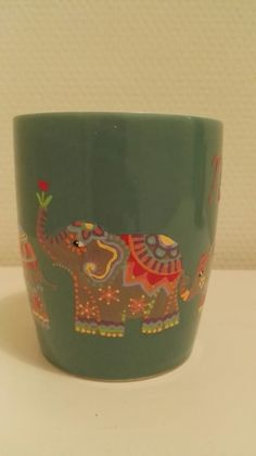 Newborn tableware: Elephants