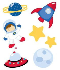 Enjoy Arts And Crafts Space Party, Space Theme, Diy And Crafts, Crafts For Kids, Arts And Crafts, Astronaut Party, Felt Patterns, Cute Images, Clipart