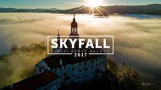 SKYFALL | Zámek Náchod | 4K