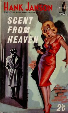 Cover art by Michel, 1961