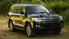 2018 Toyota Land Cruiser Redesign, Review, Price