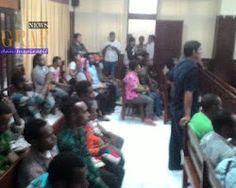 Sidang Praperadilan Terhadap Polres Manado Ditunda