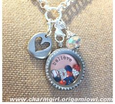 Detroit Tigers locket!