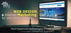 Web Designing in Uttarakhand Web Designing in Uttarakhand, Haridwar, Dehradun, Rishikesh - Real Happiness as best Web Developers & Designers company provides Web Development. https://realhappiness.in/