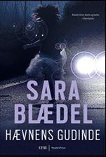 Sara Blædel's 5. bog i serie om Louise Rick ⭐️⭐️⭐️⭐️