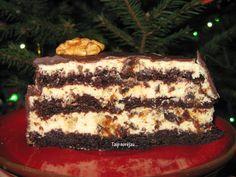 Taip norėjau...: Šokoladinis tortas su džiovintom slyvom
