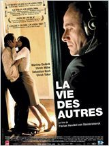 La Vie des autres  Florian Henckel von Donnersmark  2007 https://www.youtube.com/watch?v=Uo6r8GGTZGI