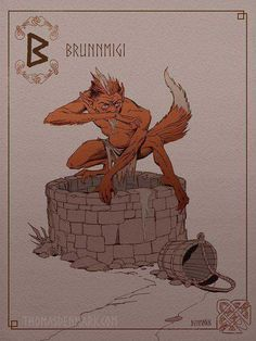 Post with 6488 votes and 165225 views. Tagged with mildly interesting, art, the more you know, mythology, norse; Shared by Norse Mythology A to Z Mythological Creatures, Fantasy Creatures, Mythical Creatures, Odin Norse Mythology, Norse Symbols, Arte Viking, Viking Art, Viking Woman, Wolverine Art