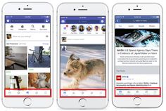 Facebook Experimenting with Alternate News Feed to Boost Content Discovery   Social Media Today