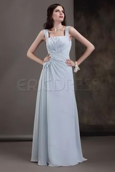 Fashionable Beaded Sheath Square Neckline Floor-Length Luba s Mother of the  Bride Dress  Dressbraw 9e03c7d0b66e