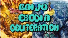 """This is one of the most dominating and annoying decks to play against since players spam usually one or more boss monsters, cards like Kaiju monsters and """"Ob. Monsters, Comic Books, Comics, Videos, Cards, Cartoons, Cartoons, Maps, Comic"""