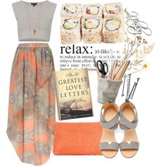 """Relax"" by nhabyg on Polyvore"