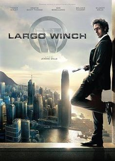 Largo Winch New DVD FRENCH ENGLISH FREE SHIPPING & TRACKING CONTINENTAL US