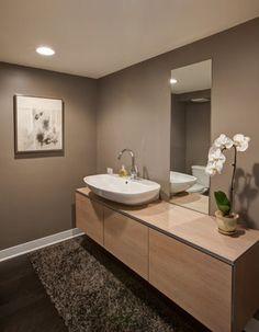 color de muros para baño