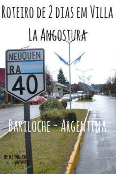 Villa la Angostura na Patagônia Argentina: Roteiro de Viagem 2 Dias