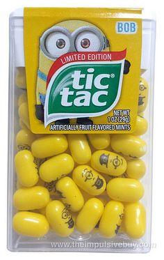 Tic Tac Minions, Gum Flavors, Bath N Body Works, Impulsive Buy, Sour Candy, Weird Food, Food Goals, Food Humor, Aesthetic Food