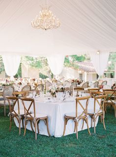 A Timeless, Tented Black and White Affair at the Inn at Rancho Romantic Wedding Receptions, Wedding Reception Decorations, Wedding Ideas, Wedding Trends, Wedding Blog, Diy Wedding, Dream Wedding, Pink Wedding Theme, Tent Wedding