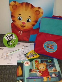prize pack Preschoolers Learn Social Emotional Skills In Daniel Tigers Neighborhood