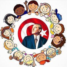 23 Nisan Ulusal Egemenlik ve Çocuk Bayramımız Kutlu Olsun… – square-built-eights