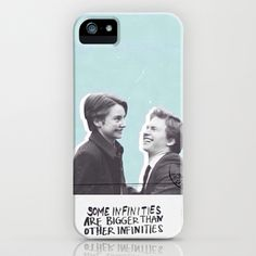 Hazel and Augustus (TFIOS) IPhone Case