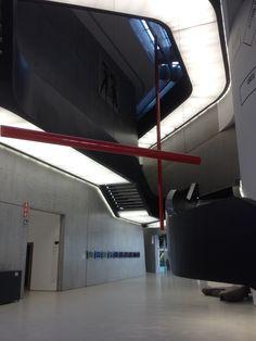 Zaha Hadid – maxxi museum,zaha hadid,rome,architecture,modern,italy,travel,student  Pinned by www.modlar.com
