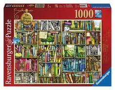 Collin Thompson : The Bizzarre Bookshop   Volwassenen   Puzzels   Producten   nlBE   ravensburger.com