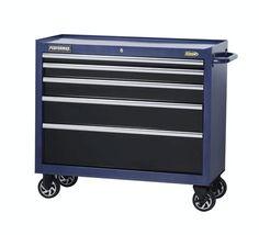Performax® 5-Drawer Mobile Tool Cabinet at Menards®: Performax® 5 ...