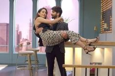 """9 Hilariously Candid Moments From Shahid Kapoor And Mira Rajput's Episode Of """"BFFs With Vogue"""" - 16 Moments From Kajol And Ajay Devgn's """"KwK"""" Episode That Were Either Banterous Or Just Plain - Mira Rajput, Most Beautiful Words, Shahid Kapoor, Brooklyn Nine Nine, John Green, Marvel Memes, Korean Beauty, Bffs, Simple Style"""