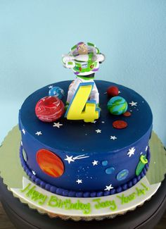 Maybe for Marshall's 2nd birthday?