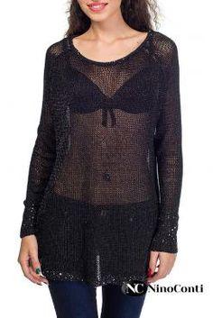 Дамска блуза Пресиана черна