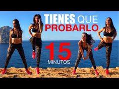 10 Ejercicios para Glúteos Perfectos y Piernas Bonitas   Rutina 15 Minutos - YouTube