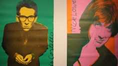 Original graphic designs from the Cramps, the Clash, X-Ray Spex, the Ramones, Black Flag and countless others are wallpapering the galleries...