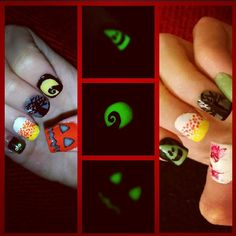 Halloween Nails..By Me