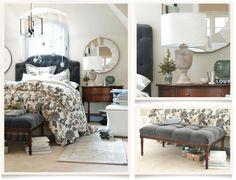 Ballard Design's Calais Bedroom