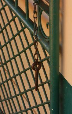 Gate key.
