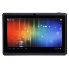 "http://www.theparamountnetwork.com/amz/tablets/a.html Tagital (TM) 7"" Android 4.0 4GB MID Capacitive Touch Screen A13 Q88 Tablet WiFi 3G MID Allwinner $69.99"