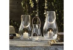 Lantern Design with light Berntsen, Maria : Deco-objets deco design Rosendahl - Design Ikonik