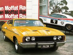 XC Ford Falcon Coupe