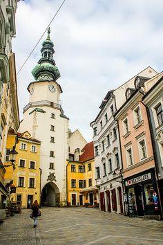 Viajar a Bratislava, la hermana fea no es tan fea