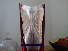 Book Folding Pattern  Butterfly Detailed  241 Folds  by CraftyHana £3