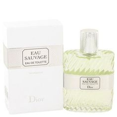 Eau Sauvage By Christian Dior Eau De Toilette Spray 1.7 Oz