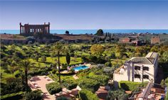 Hotel Villa Athena Agrigento Italy - Official Website - Hotel