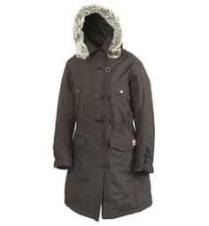 Shop 66°North International - Snaefell Women´s Parka- this jacket is unbelievable warm