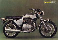 Benelli Tornado 650 S (1971)