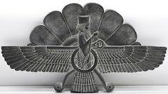 Zoroastrian Ahura-Mazda