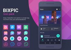 Bixpic  Icon Packs v1.1.0