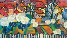 Primavera, 1964: 21. aukció (2005. tél) 192.tétel Seasons, Painting, Seasons Of The Year, Painting Art, Paintings, Painted Canvas, Drawings