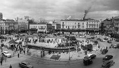 Dimitris Harissiadis, Omonia square, Athens 1955 © Benaki Museum Photographic Archive