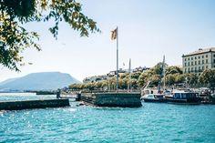 Jura & Drei-Seen-Land - 6 besondere Orte zum Natur genießen - Im Hafen von Neuenburg / Neuchâtel 2 Seen, Mystical Forest, Canoe, Law School, Mountains, Landscape