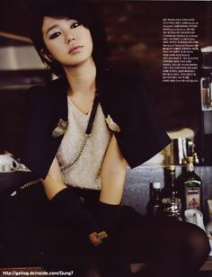 YOON EUN HYE. Stylish Korean actress.